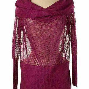 Timeless Naeem Khan Top Women 3X Pullover Sweater